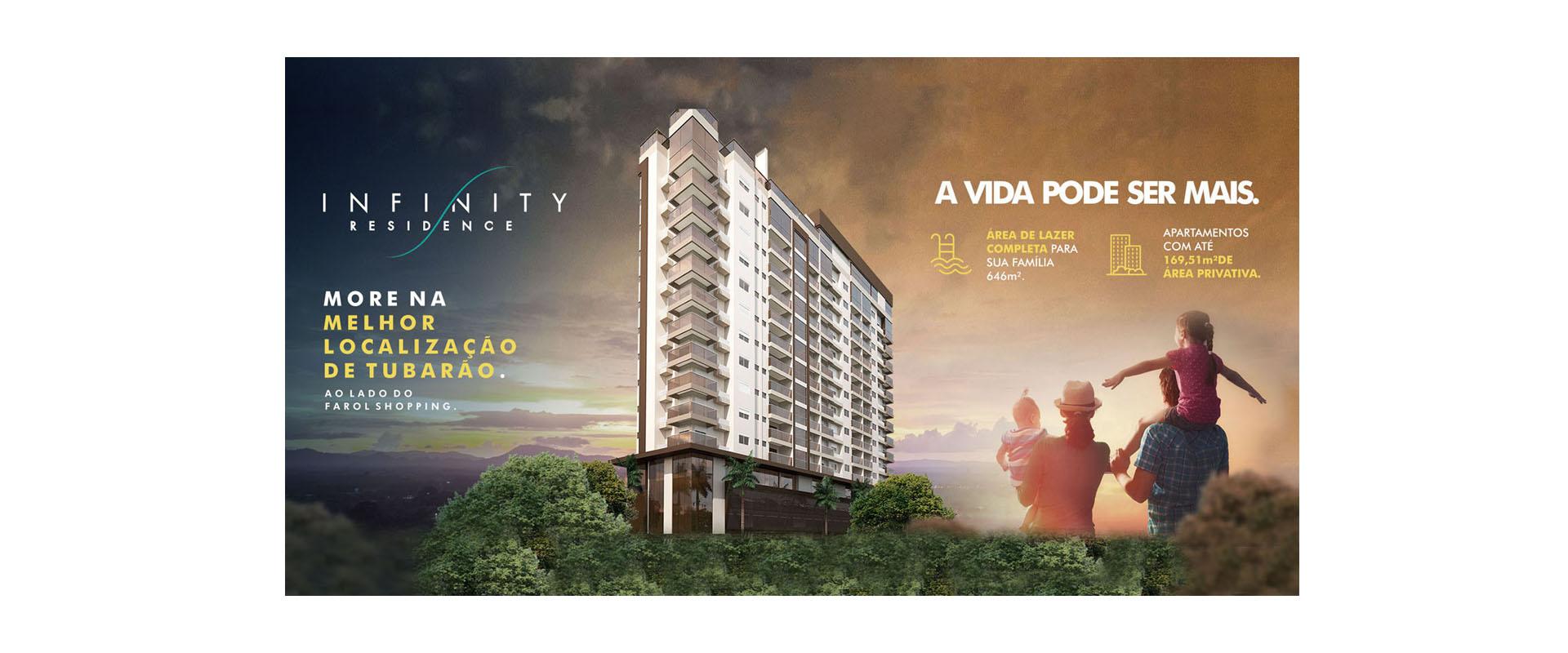 Infinity Residence Vila Moema Tubarão