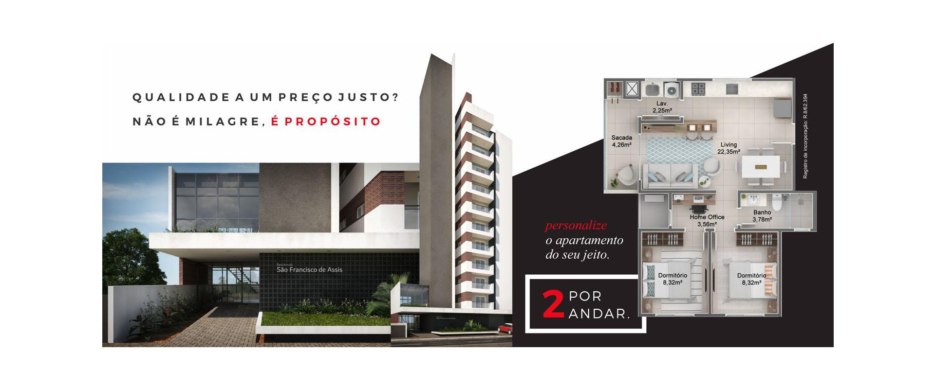 RESIDENCIAL SÃO FRANCISCO DE ASSIS