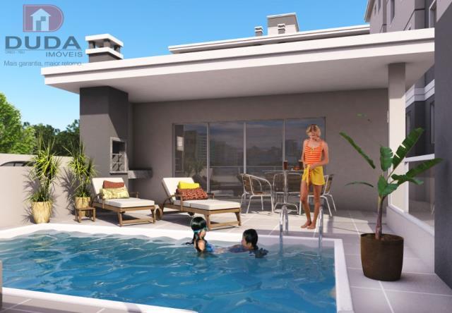 Apartamento Codigo 619 a Venda no bairro Forquilhas na cidade de São José