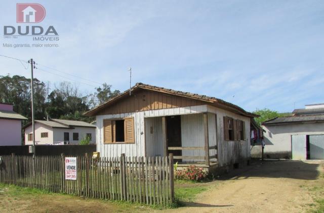 Casa Codigo 1263 a Venda no bairro SANTA CRUZ na cidade de Forquilhinha