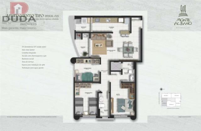Apartamento Codigo 1849901 a Venda no bairro  na cidade de