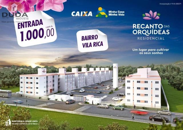 Apartamento Codigo 2227352 a Venda no bairro Vila Rica na cidade de Criciúma