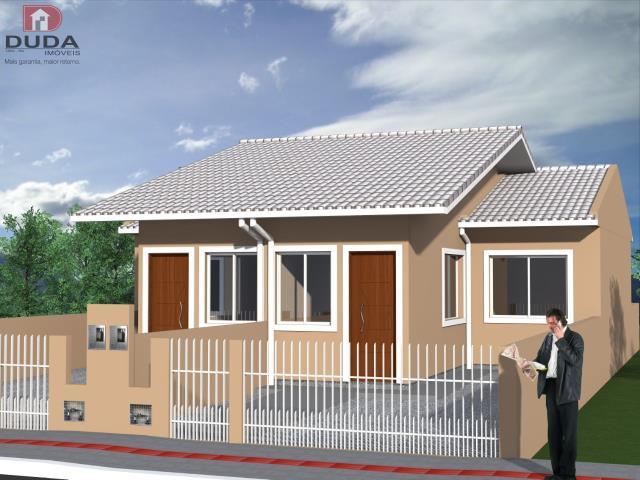 Casa Geminada Codigo 2228563 a Venda no bairro Bela Vista na cidade de Palhoça