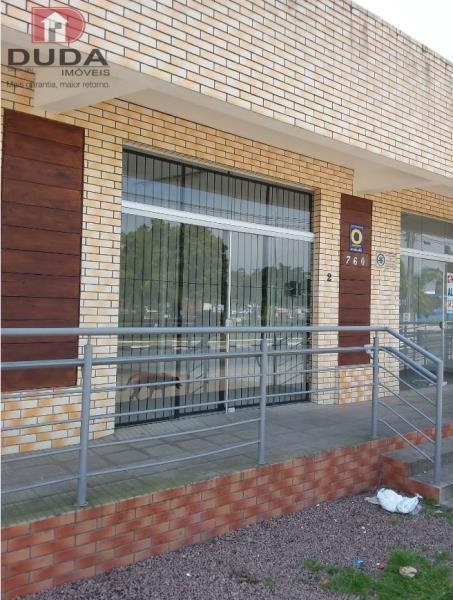 Sala Codigo 100771 para Locacao no bairro Santa Augusta na cidade de Criciúma