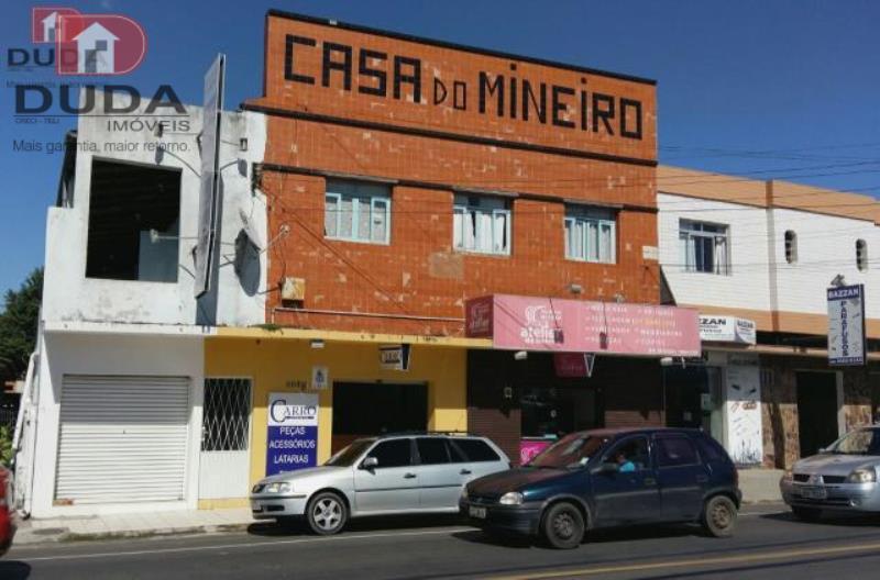 Sala Codigo 33241 para Locacao no bairro Próspera na cidade de Criciúma