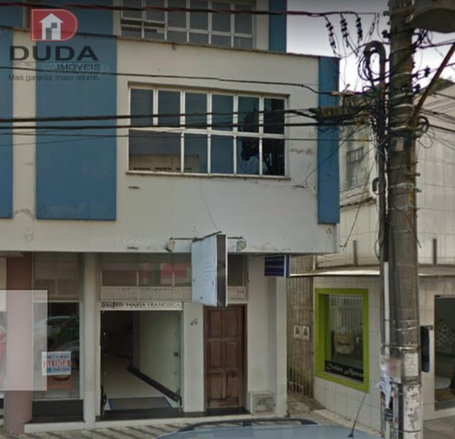 Sala Codigo 212591 para Locacao no bairro Centro na cidade de Criciúma