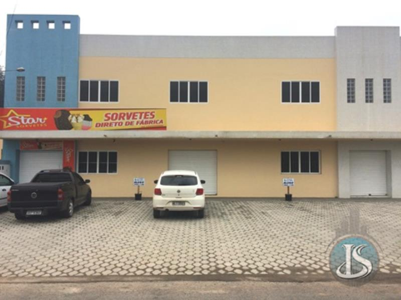Sala Código 3141 Aluguel Anual no bairro Centro na cidade de Urussanga