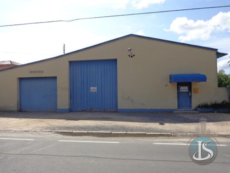 Galpão Código 5101 Aluguel Anual no bairro Centro na cidade de Urussanga