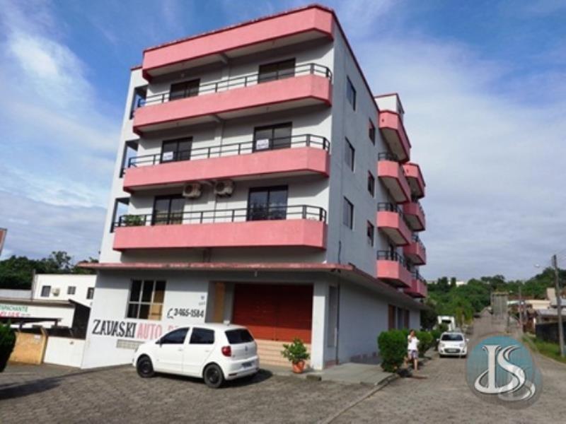 Apartamento Código 6251 Aluguel Anual no bairro Das Damas na cidade de Urussanga