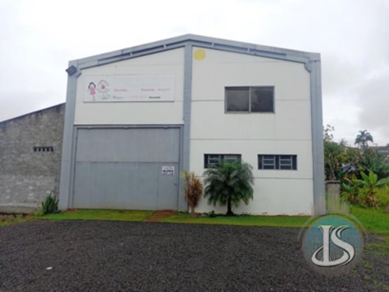 Galpão Código 11281 Aluguel Anual e Venda no bairro Morro da Glória na cidade de Urussanga