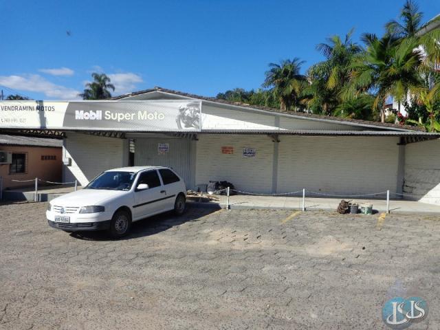 Galpão Código 13547 Aluguel Anual no bairro Figueira na cidade de Urussanga