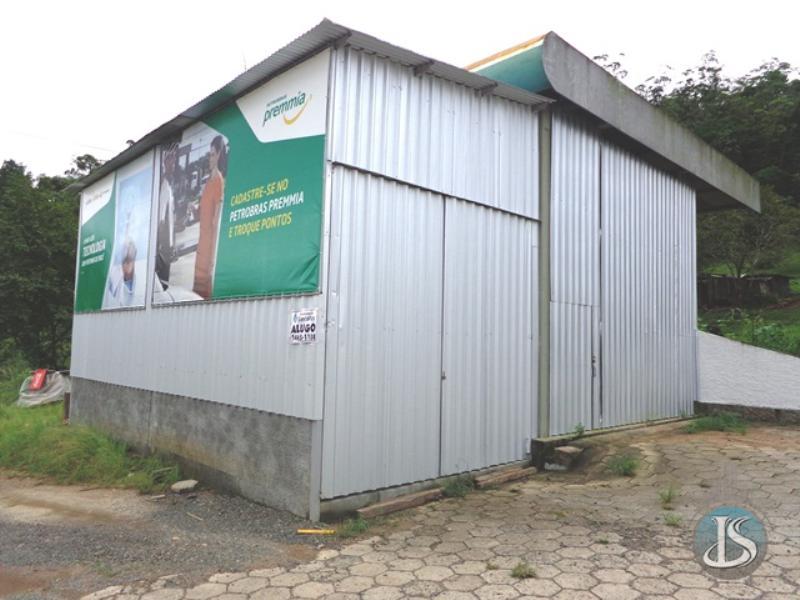 Galpão Código 13664 Aluguel Anual no bairro Centro na cidade de Urussanga