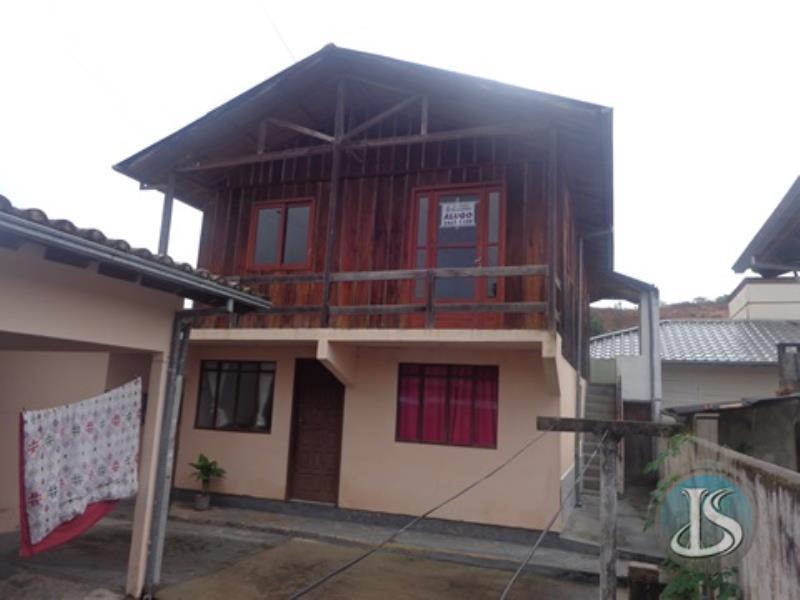 Casa Código 13829 Aluguel Anual no bairro Estação na cidade de Urussanga