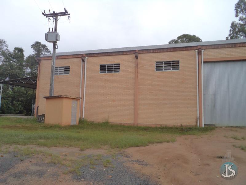 Galpão Código 13859 Aluguel Anual no bairro Rio Salto na cidade de Urussanga