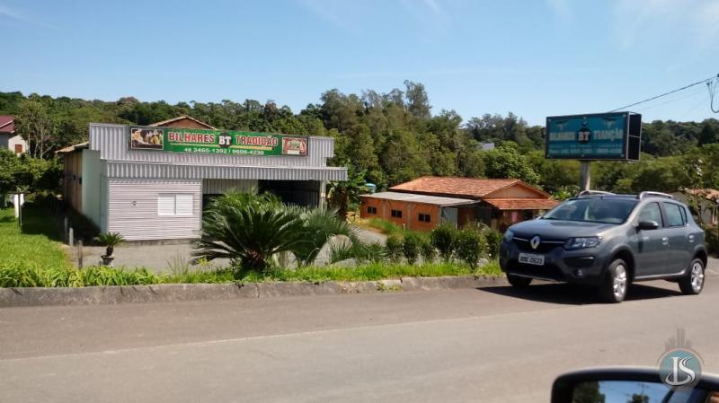 Galpão Código 13862 Aluguel Anual e Venda no bairro Pirago na cidade de Urussanga