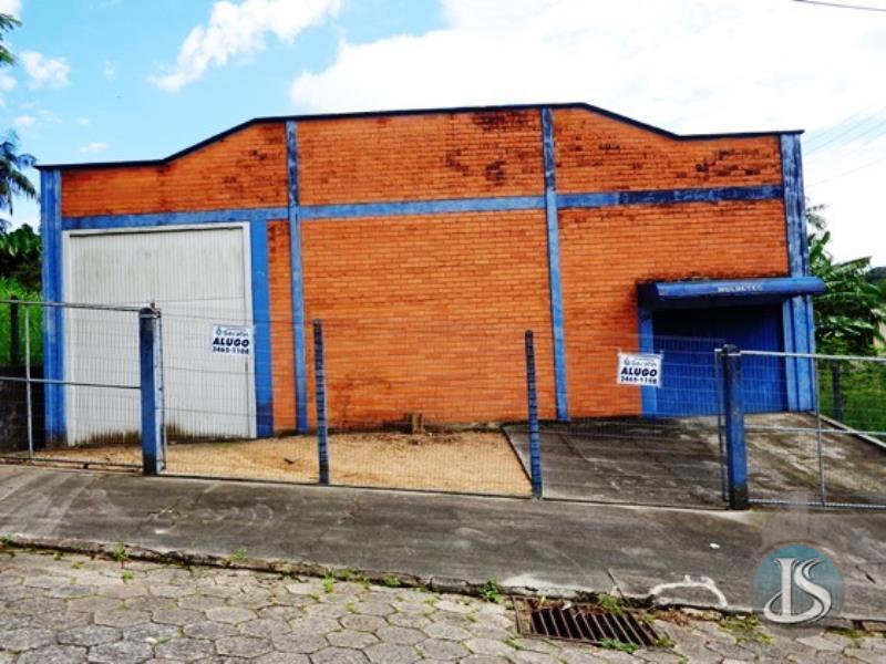 Galpão Código 13972 Aluguel Anual no bairro Das Damas na cidade de Urussanga