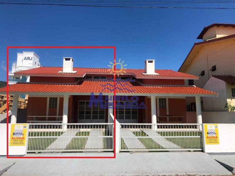 Casa Codigo 2 para locação de temporada no bairro PALMAS na cidade de Governador Celso Ramos