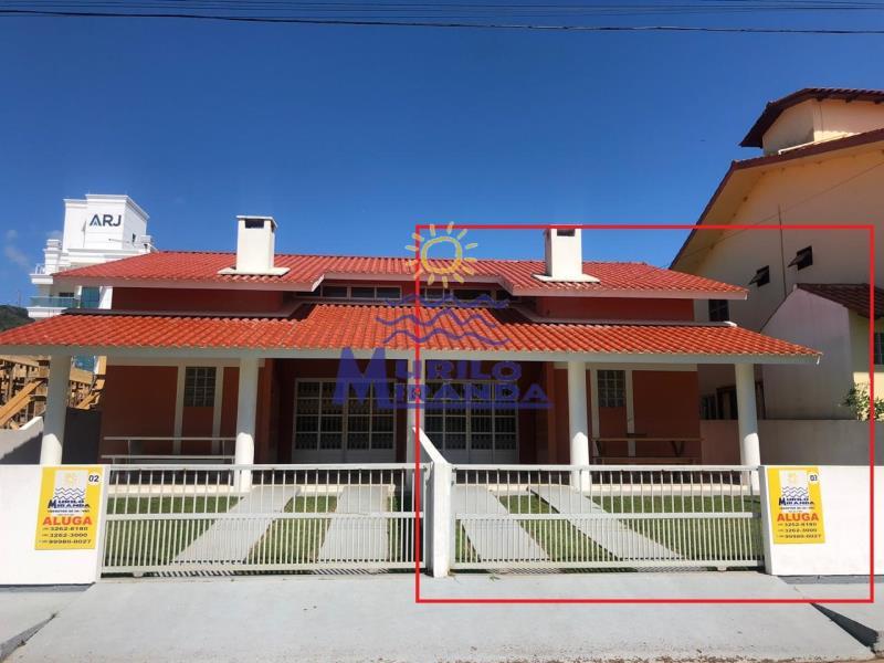 Casa Codigo 3 para locação de temporada no bairro PALMAS na cidade de Governador Celso Ramos