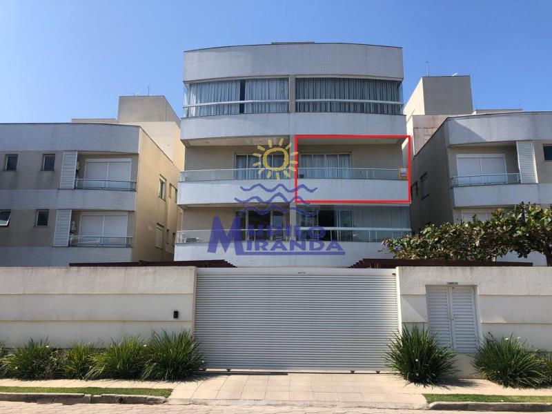 Apartamento Codigo 7 para locação de temporada no bairro PALMAS na cidade de Governador Celso Ramos