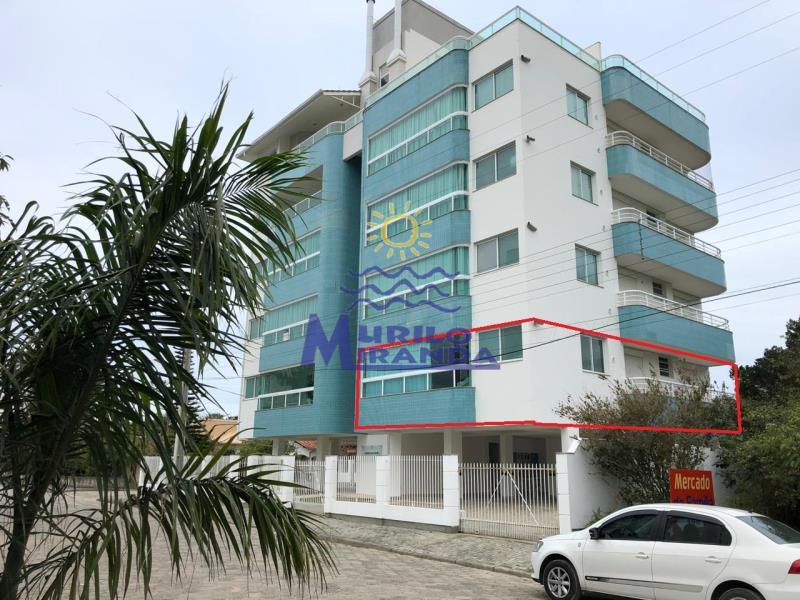 Apartamento Codigo 8 para locação de temporada no bairro PALMAS na cidade de Governador Celso Ramos