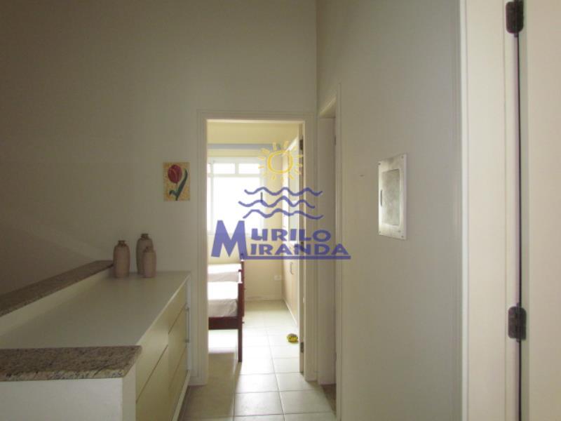 Corredor de acesso ao 2º, 3º e 4º dormitório