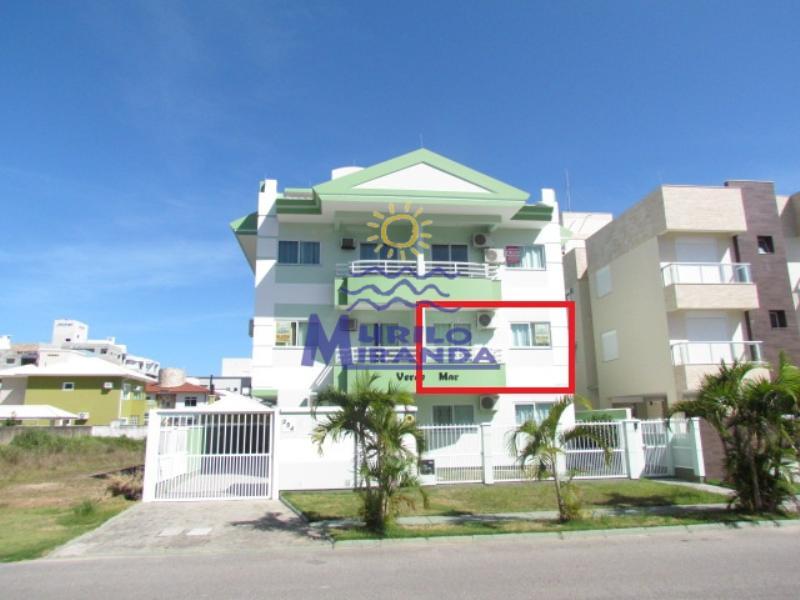 Apartamento Codigo 14 para locação de temporada no bairro PALMAS na cidade de Governador Celso Ramos