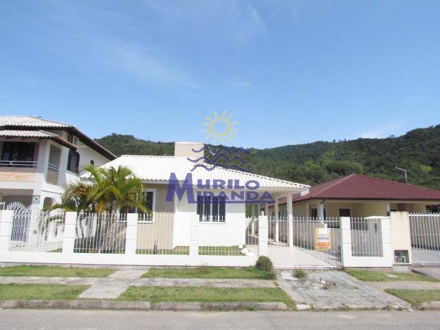 Casa Codigo 21 para locação de temporada no bairro PALMAS na cidade de Governador Celso Ramos