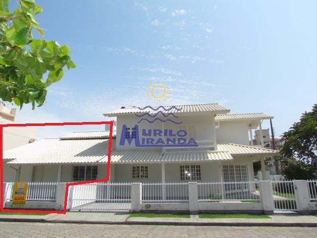 Casa Codigo 26 para locação de temporada no bairro PALMAS na cidade de Governador Celso Ramos