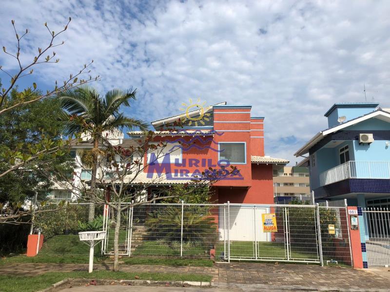Casa Codigo 30 para locação de temporada no bairro PALMAS na cidade de Governador Celso Ramos