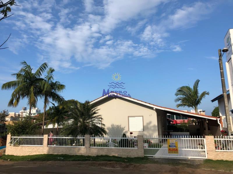 Casa Codigo 32 para locação de temporada no bairro PALMAS na cidade de Governador Celso Ramos
