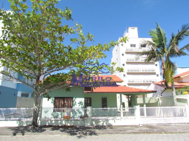 Casa Codigo 33 para locação de temporada no bairro PALMAS na cidade de Governador Celso Ramos