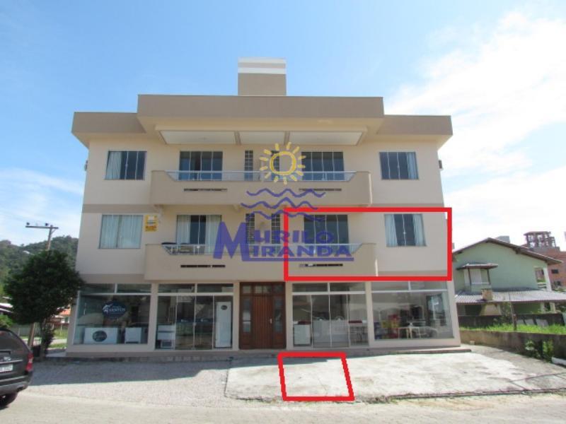 Apartamento Codigo 37 para locação de temporada no bairro PALMAS na cidade de Governador Celso Ramos