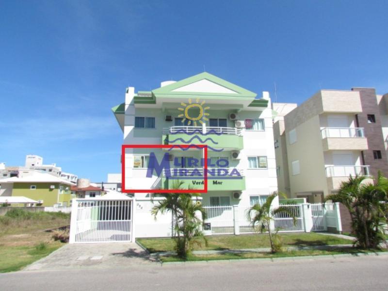 Apartamento Codigo 40 para locação de temporada no bairro PALMAS na cidade de Governador Celso Ramos