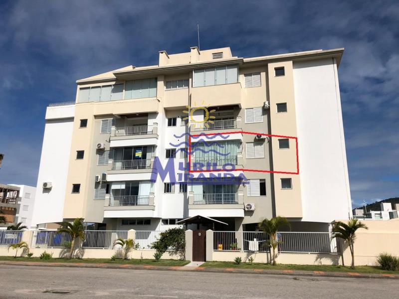 Apartamento Codigo 42 para locação de temporada no bairro PALMAS na cidade de Governador Celso Ramos