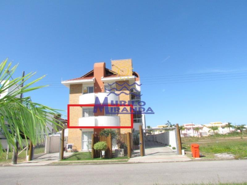 Apartamento Codigo 43 para locação de temporada no bairro PALMAS na cidade de Governador Celso Ramos