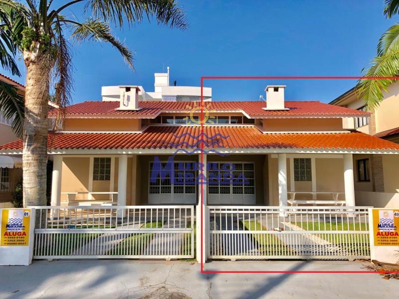 Casa Codigo 49 para locação de temporada no bairro PALMAS na cidade de Governador Celso Ramos