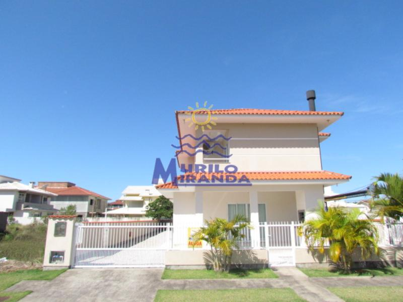 Casa Codigo 61 para locação de temporada no bairro PALMAS na cidade de Governador Celso Ramos