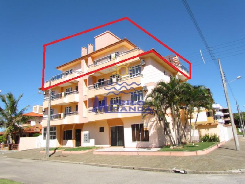 Cobertura Codigo 83 para locação de temporada no bairro PALMAS na cidade de Governador Celso Ramos