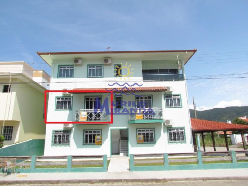 Apartamento Codigo 87 para locação de temporada no bairro PALMAS na cidade de Governador Celso Ramos