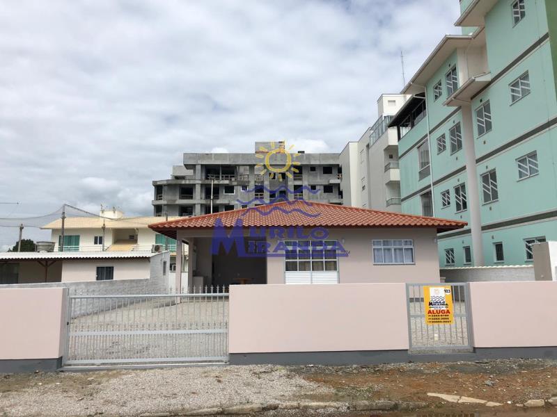Casa Codigo 103 para locação de temporada no bairro PALMAS na cidade de Governador Celso Ramos