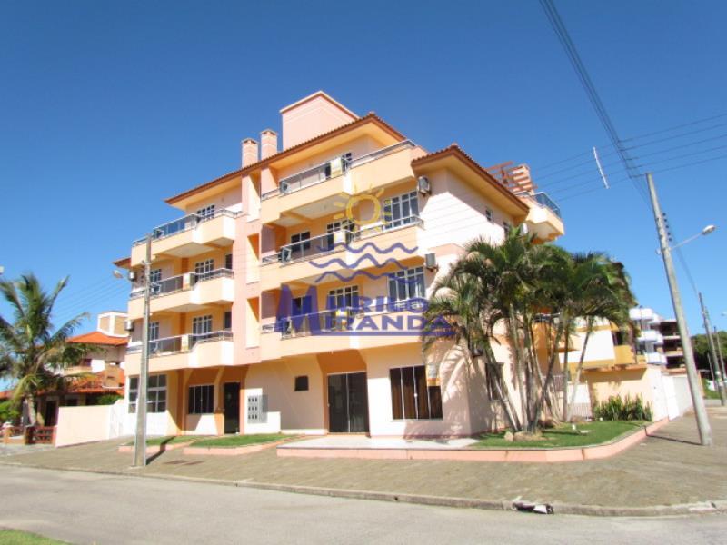 Apartamento Codigo 106 para locação de temporada no bairro PALMAS na cidade de Governador Celso Ramos