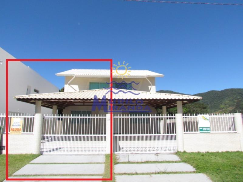 Casa Codigo 108 para locação de temporada no bairro PALMAS na cidade de Governador Celso Ramos