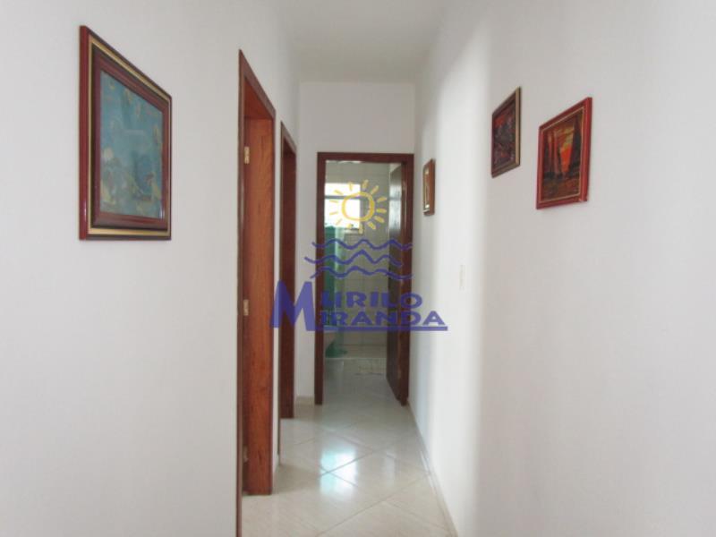 Corredor de acesso ao 2º e 3º dormitório e bwc social