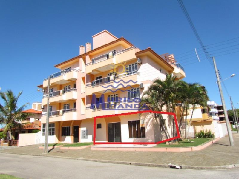 Apartamento Codigo 112 para locação de temporada no bairro PALMAS na cidade de Governador Celso Ramos
