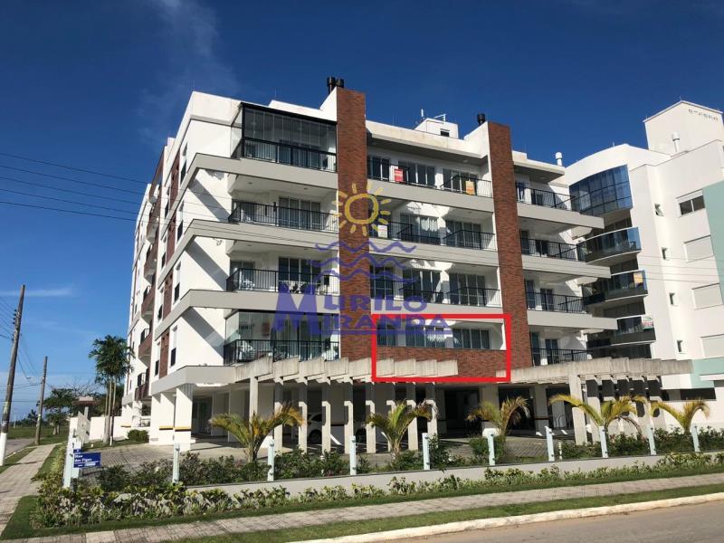 Apartamento Codigo 115 para locação de temporada no bairro PALMAS na cidade de Governador Celso Ramos