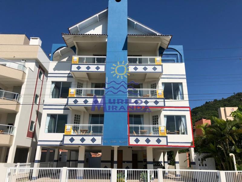 Apartamento Codigo 120 para locação de temporada no bairro PALMAS na cidade de Governador Celso Ramos