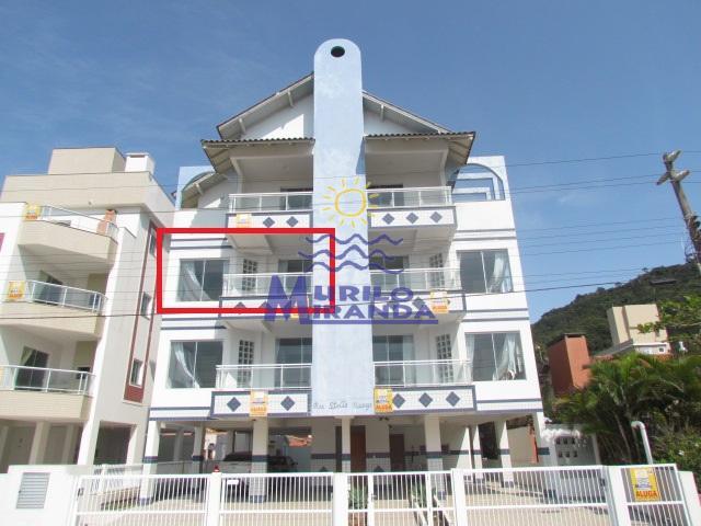 Apartamento Codigo 121 para locação de temporada no bairro PALMAS na cidade de Governador Celso Ramos