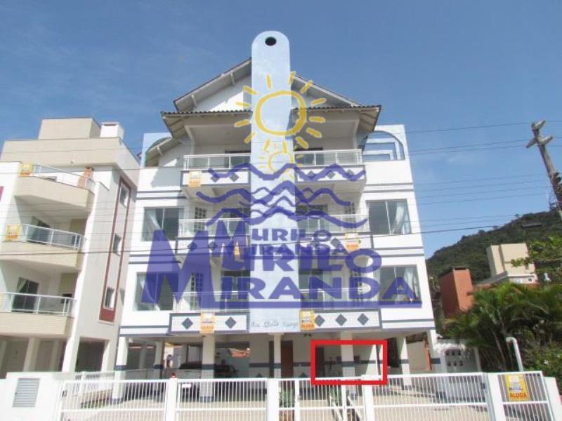 Apartamento Codigo 126 para locação de temporada no bairro PALMAS na cidade de Governador Celso Ramos
