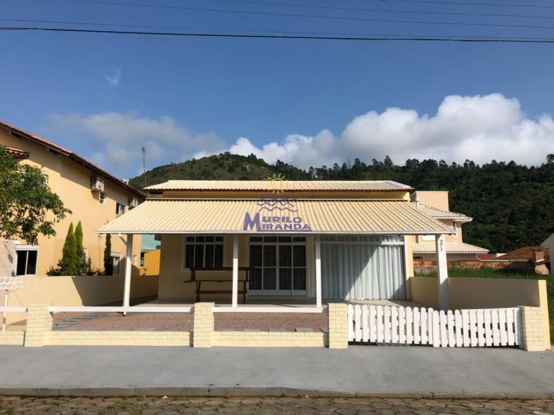 Casa Codigo 127 para locação de temporada no bairro PALMAS na cidade de Governador Celso Ramos