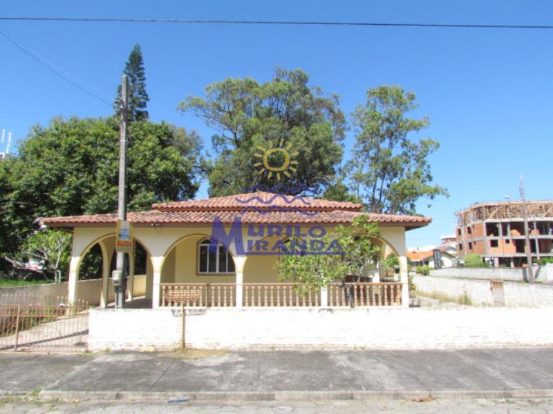 Casa Codigo 129 para locação de temporada no bairro PALMAS na cidade de Governador Celso Ramos